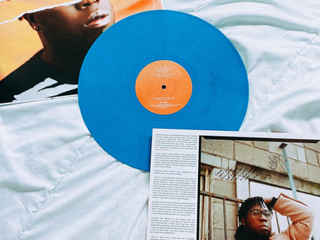 Tafari Anthony - The Way You See Me | Vinyl Feature Friday