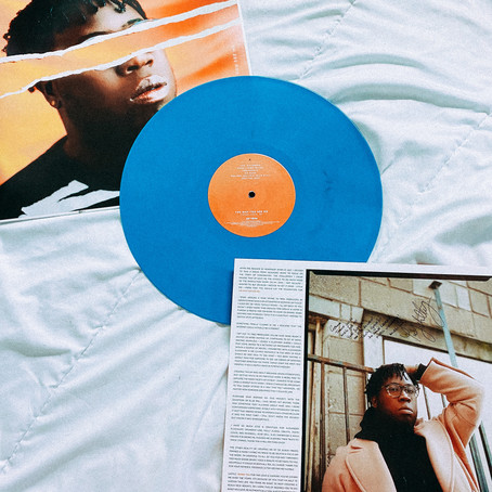 Tafari Anthony - The Way You See Me   Vinyl Feature Friday