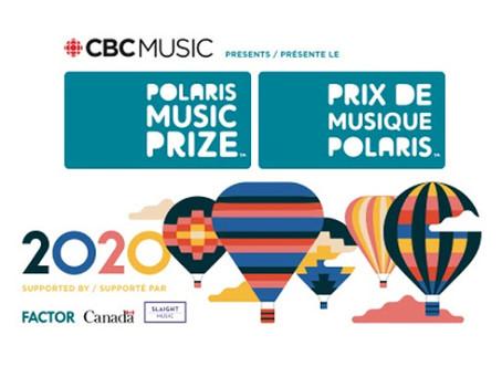 Polaris Prize 2020 - The Soundtrack Picks