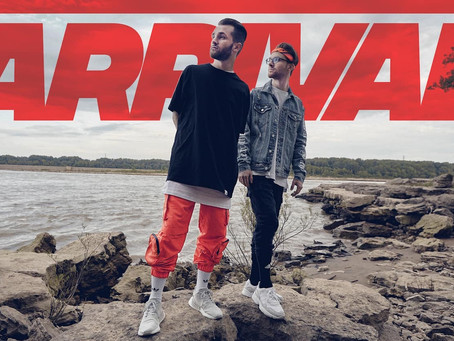 RAGS AND RICHES drop new EP 'Arrival'