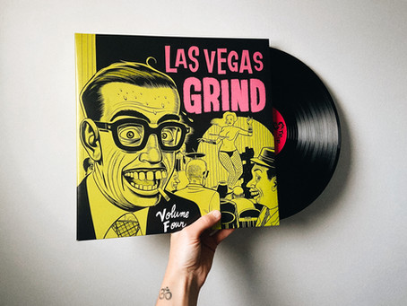 LAS VEGAS GRIND VOLUME FOUR | Vinyl Feature Friday by DJ Waves