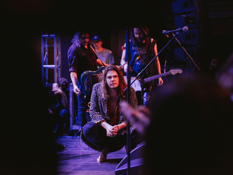SiriusXM presents: The Glorious Sons #DialUpTheMoment