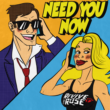 "Revive the Rose Drops ""Need You Now"""