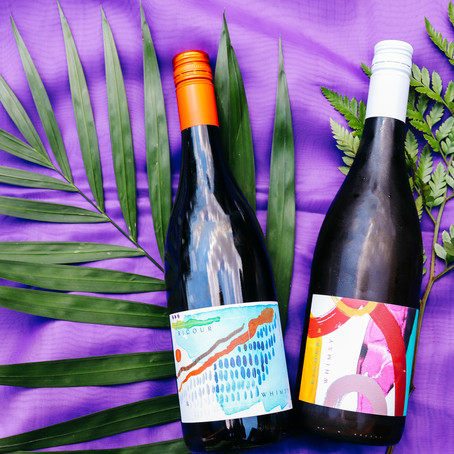 Trying new Wines with Rigour & Whimsy