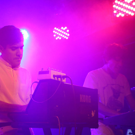 Neon Indian at The Velvet Underground
