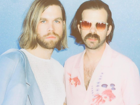 An interview with The Darcys - What's next?