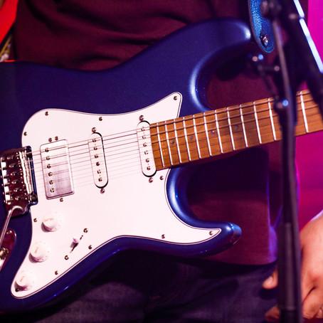 Free Nationals at Velvet Underground