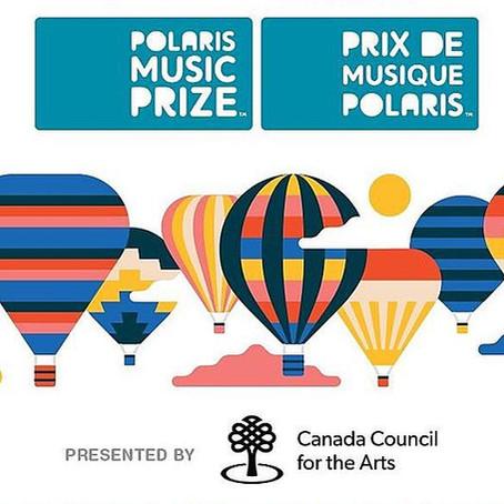 Polaris Prize Long List Announced