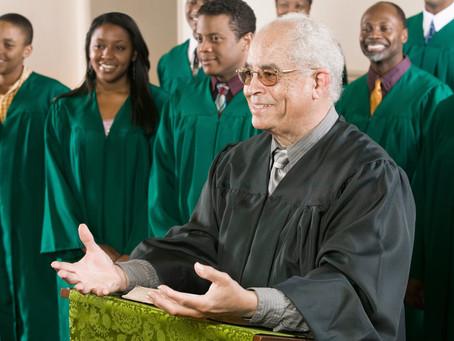 Preaching to the choir - on purpose