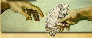 God gives us money.jpg