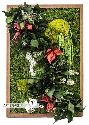 Картина «Лесные растения»