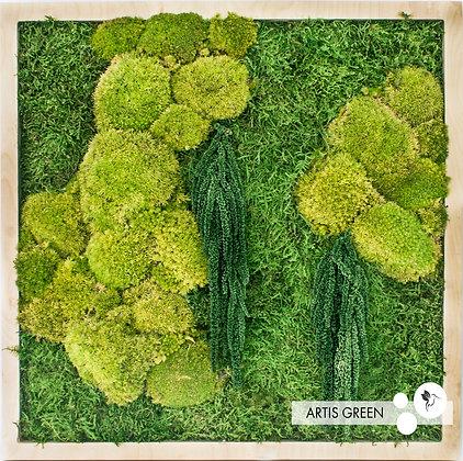 Картина «Частичка леса»