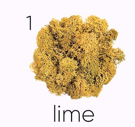 01 LIME, 250 гр