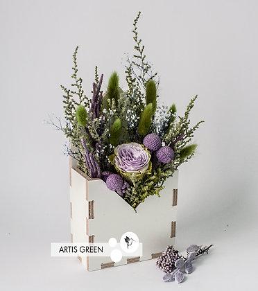 Экоконвертик  «Lilac Rose»