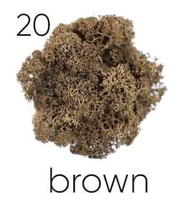 20 BROWN, 250 гр