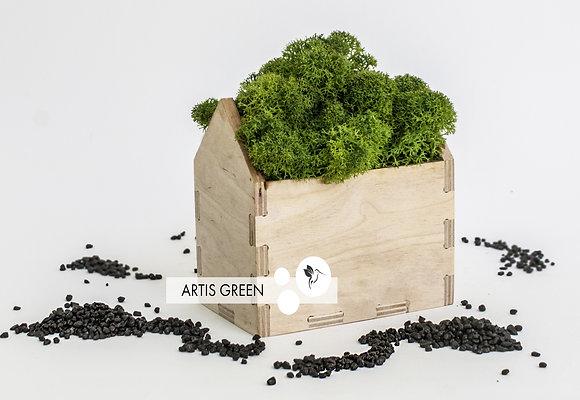 Moss Houses Green