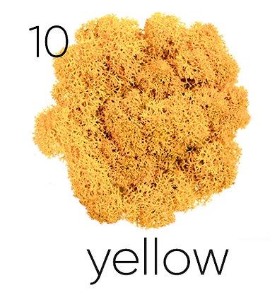 10 YELLOW, 250 гр