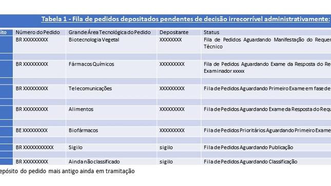 Da translucidez à transparência: a importância da publicidade dos dados e das filas de pedidos de pa