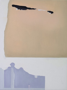 you live as I wish / painting / Susanne Schwieter