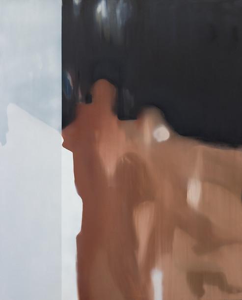Inertia 1 / painting / Susanne Schwieter