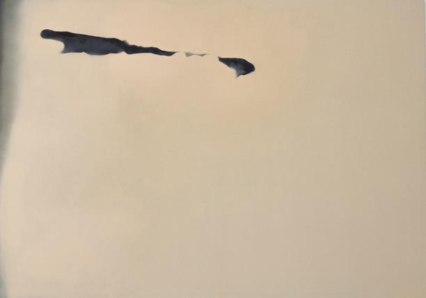 Elusive / painting / Susanne Schwieter