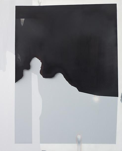 Inertia 5 / painting / Susanne Schwieter
