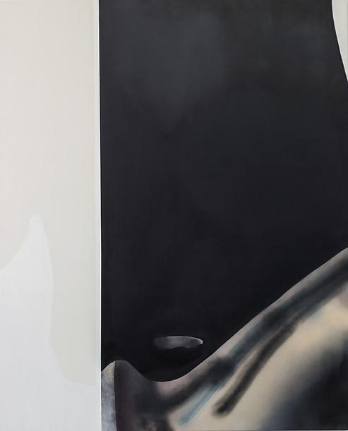 Inertia 4 / painting / Susanne Schwieter
