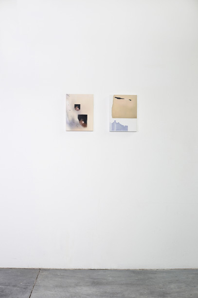 you live as I wish / paintings / Susanne Schwieter