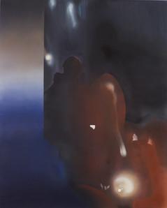 Inertia 3 / painting / Susanne Schwieter
