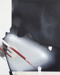 Inertia 2 / painting / Susanne Schwieter