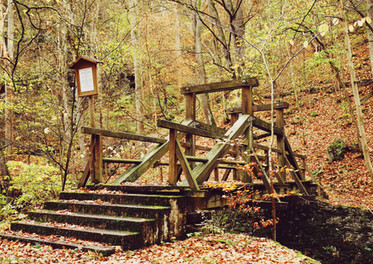 Lampenbrücke