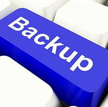 clavier backup blue