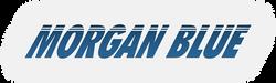 logo morgan blue