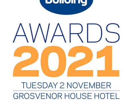 Building Awards 2021 Finalists!