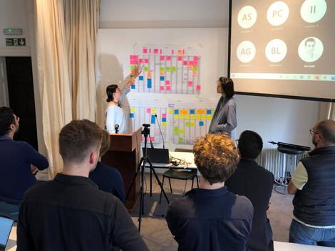 RIBA Part 3 Design Management Workshop