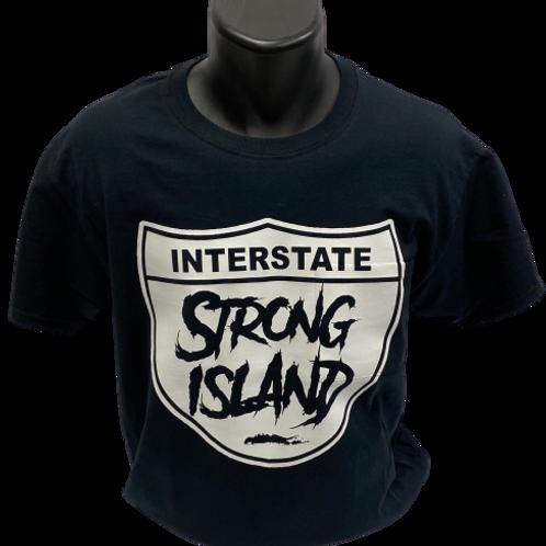 STRONG ISLAND T-SHIRTS blu