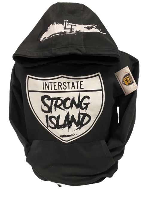 OFFICIAL STRONG ISLAND INTERSTATE HOODY