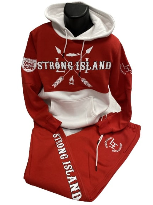 New Strong Long Island Sweat suits