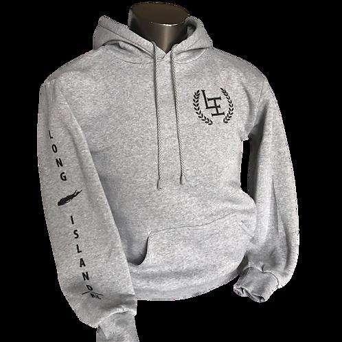 Official Long Island Hoody - Grey