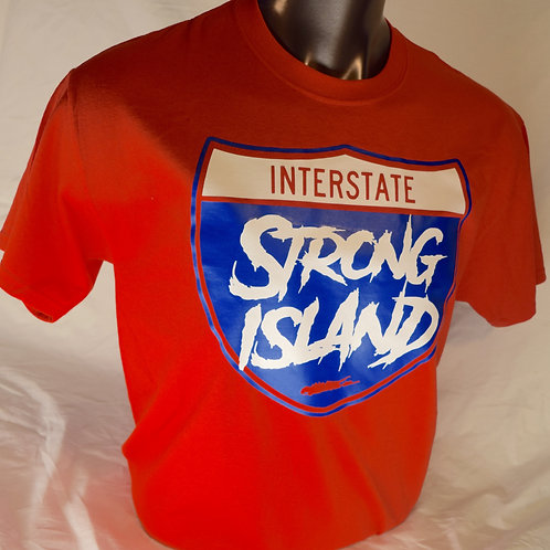 OFFICIAL INTERSTATE LONG ISLAND T-SHIRTS JACKET