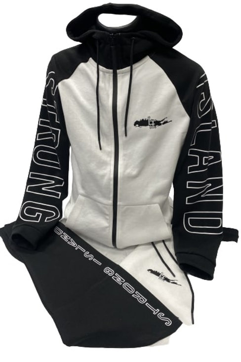 Strong Long Island Sweat suit