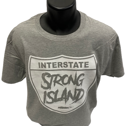 STRONG ISLAND T-SHIRTS try