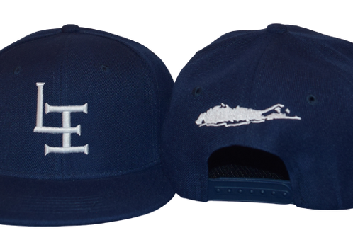 Official Long Island Hat NVY/BLU
