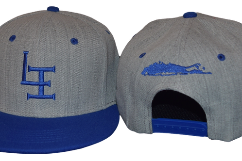 The  Long Island Hat * Xclusive * GRY/RLBL