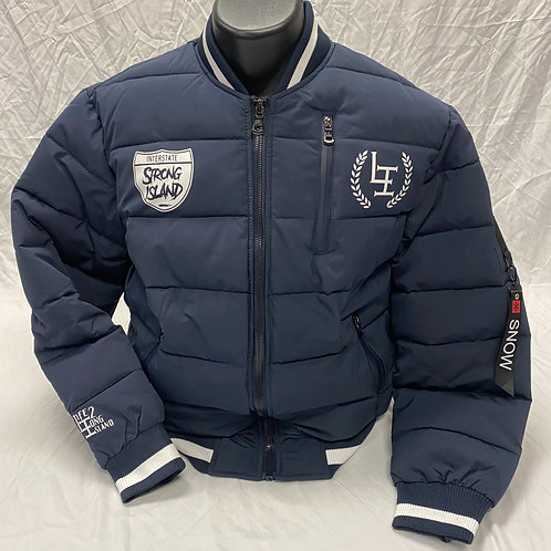 New Strong Long Island Winter Jacket