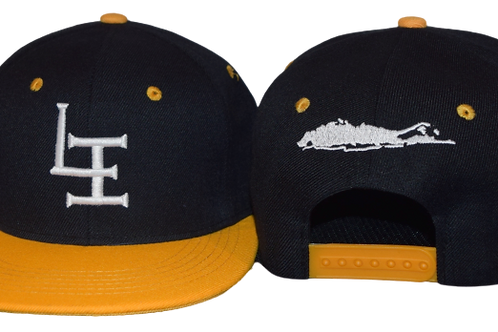 Official Long Island Hat BLK/YLW