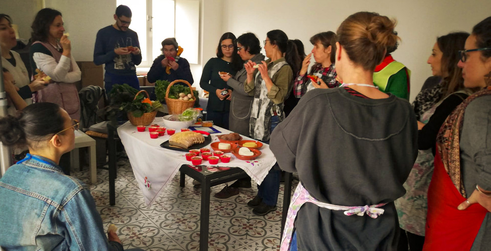 atelier cozinha vegetariana