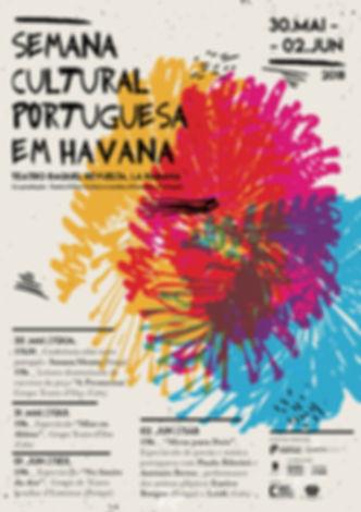 Semana Cultural Portuguesa em Havana