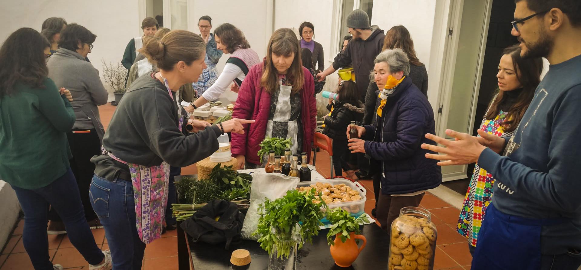 mercado pequenos produtores