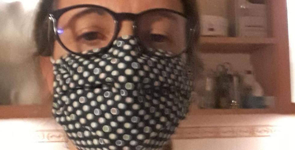 Oficina de máscaras sociais